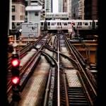 Galeria moa, fotografia, arte, diseño, decoración, cuadros, Diego Silva Ardila, metro, rieles, chicago, estación, transporte, publico, ventana