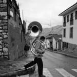 Galeria moa, fotografia, diseño, arte, decoración, cuadros, Diego Silva, instrumento, Cusco, trompeta, calle, cebras