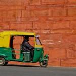 Galeria Moa, fotografia, diseño, arte, decoracion, cuadros, Diego SIlva, Delhi, tuk tuk, taxi