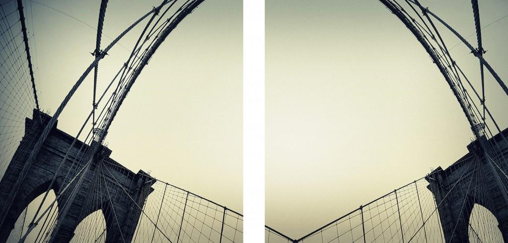Galeria Moa, fotografia, diseño, arte, decoración, cuadros, New York, brooklyn bridge, puente brooklyn, puente, nueva york