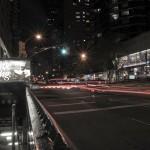 nocturna, Noche, Cesar Uribe, Fotografia, Galeria Moa, night, NYC, nueva york, new york, cuadro, metro, estacion, subway, Lexington Av, 59 St Station