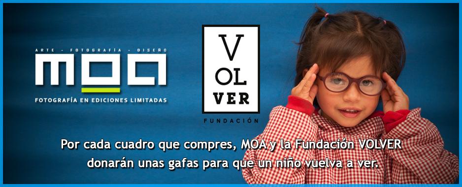 MOA, fundación volver, donacion de gafas, colombia