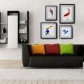 Ilustración, Galeria MOA, arte, decoración, cuadro, pájaro, animales, MOA Prints,