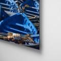 Santiago Martinez, Galeria MOA, fotografía, Botes, Retablo Flotado