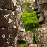 Caras, Galeria MOA, Santiago Martinez, Cambodia, Angkor Wat, Bayon Temple, Fotograía, Arte, Decoración, Diseño, Bogotá