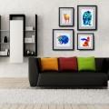 Galeria, MOA, ilustracion, dibujo, arte, colombia, bogota, diseño, ambiente, decoración