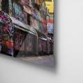 Graffitti, urbano, calle, color, arte, Galeria MOA, Alvaro Ramirez, fotografía, decoración, diseño, acrílico, plexiglas