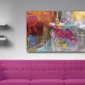 Graffitti, urbano, calle, color, arte, Galeria MOA, Alvaro Ramirez, fotografía, decoración, diseño, ambiente