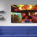 Tuc tuc, urbano, calle, noche, movimiento, color, arte, Galeria MOA, Alvaro Ramirez, fotografía, decoración, diseño, ambiente