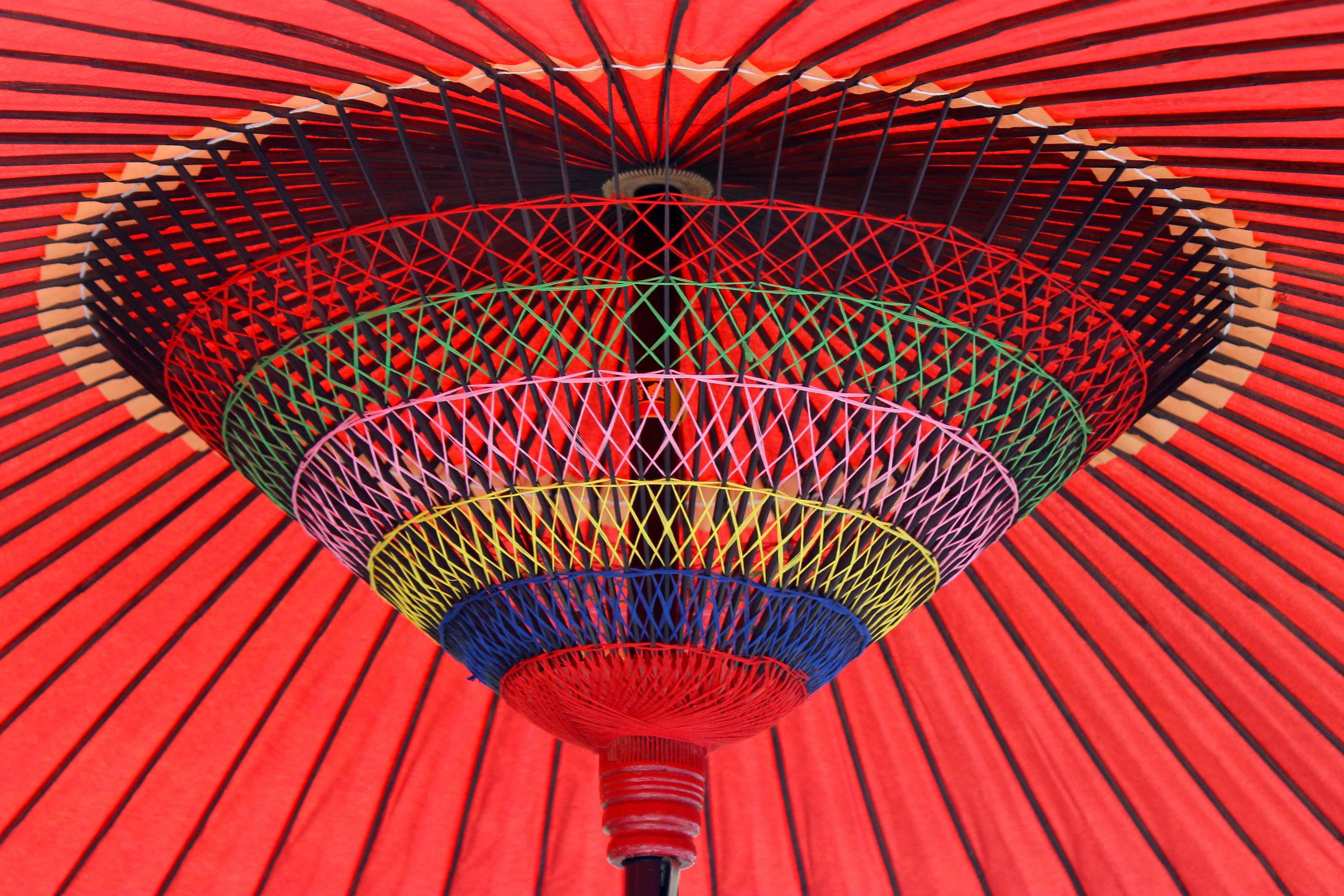 Sombrilla, color, Natalia Pfeifer, Galeria MOA, fotografía, arte, decoración, Japon