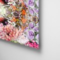 Camila Bruce, fotografia, galeria MOA, arte, diseño, decoracion, flores, collage, acrílico,plexiglas